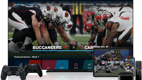 Stream Nfl Live How To Watch Nfl Nfl Game Pass